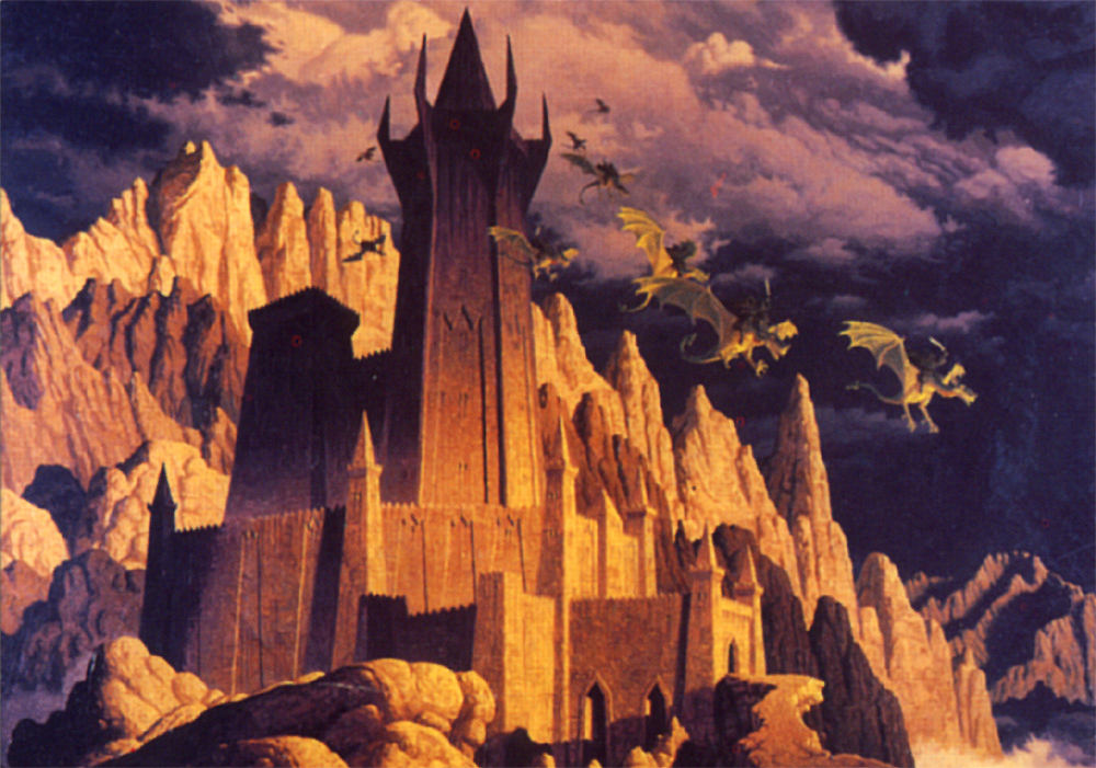 The Dark Tower - Greg and Tim Hildebrandt