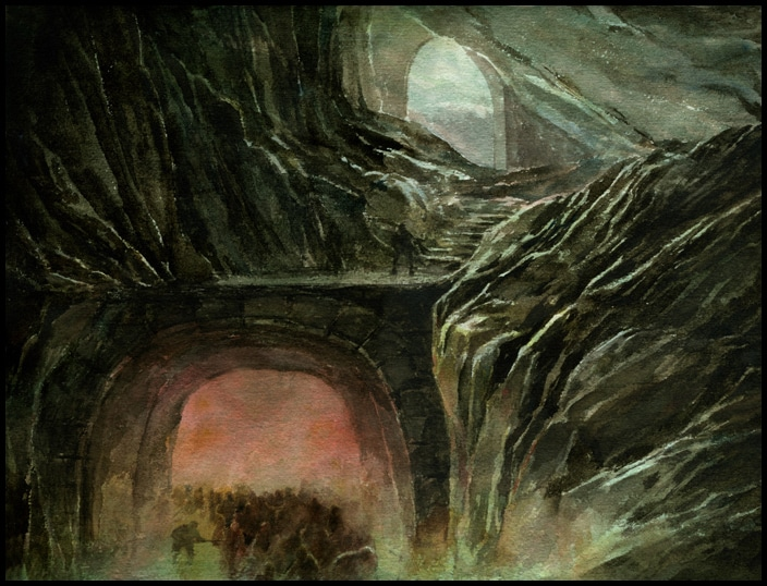 Thralls of Angband - Clive Lauzon