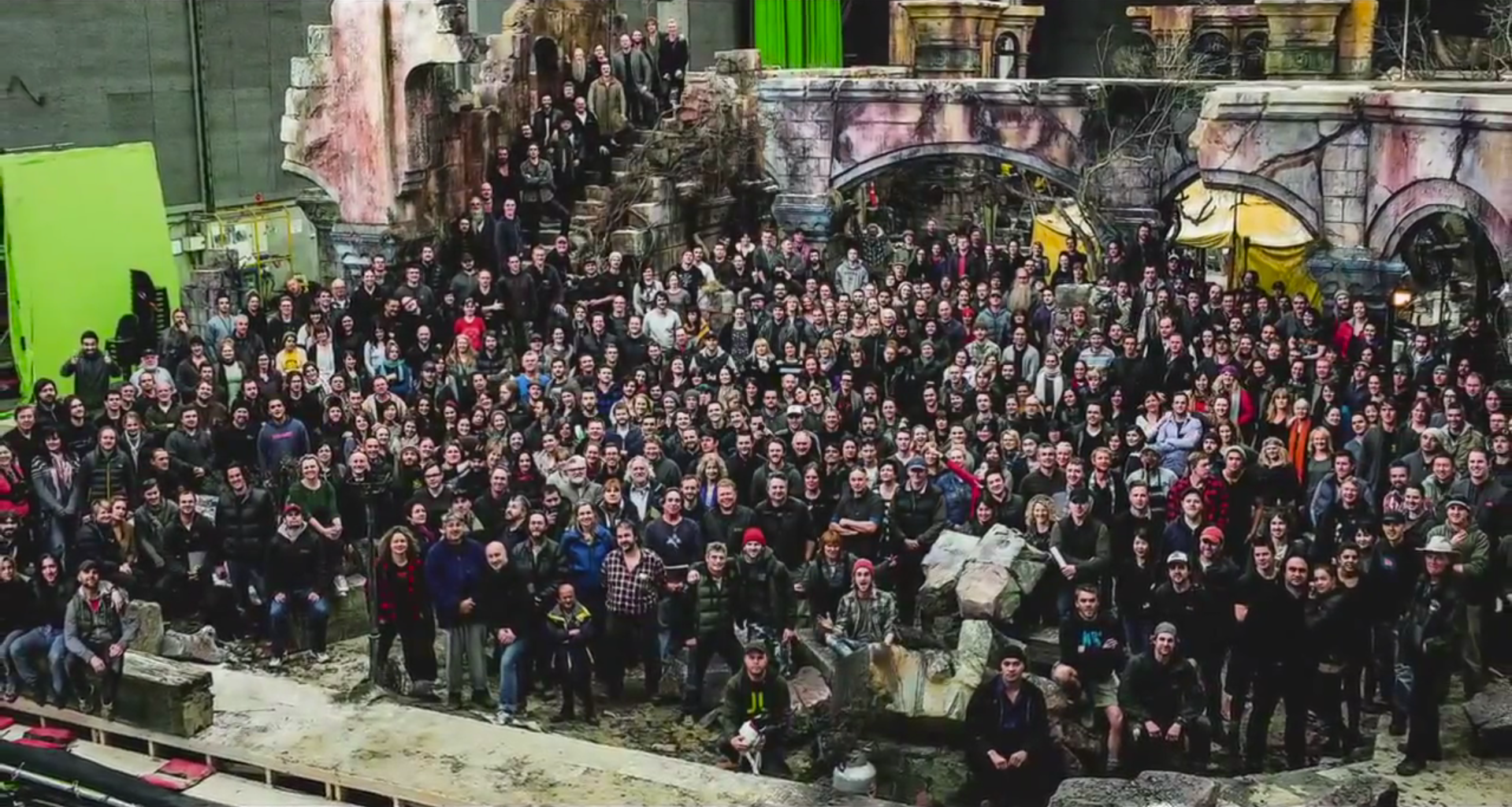 The Cast and Crew of the Hobbit