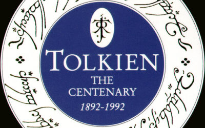 Color Centenary Seal from the Lord of the Rings (Centenary Edition)