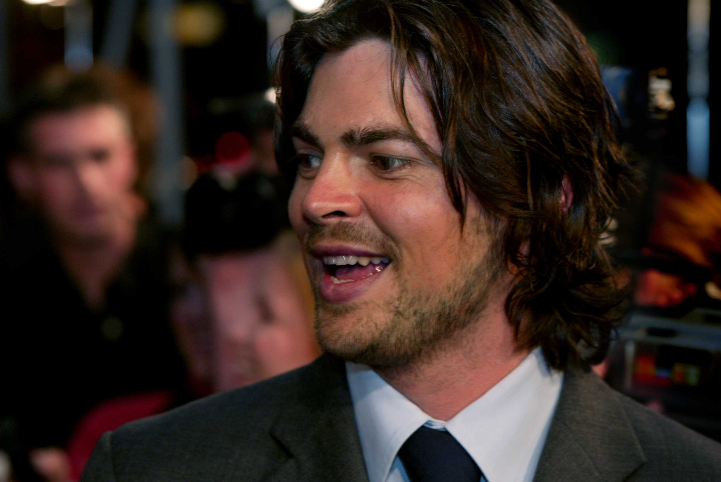 Karl Urban at The Two Towers Premier