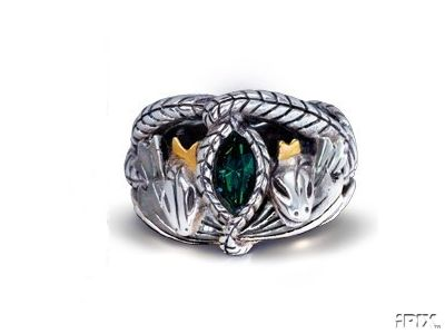 Ring of Barahir - Noble Collection