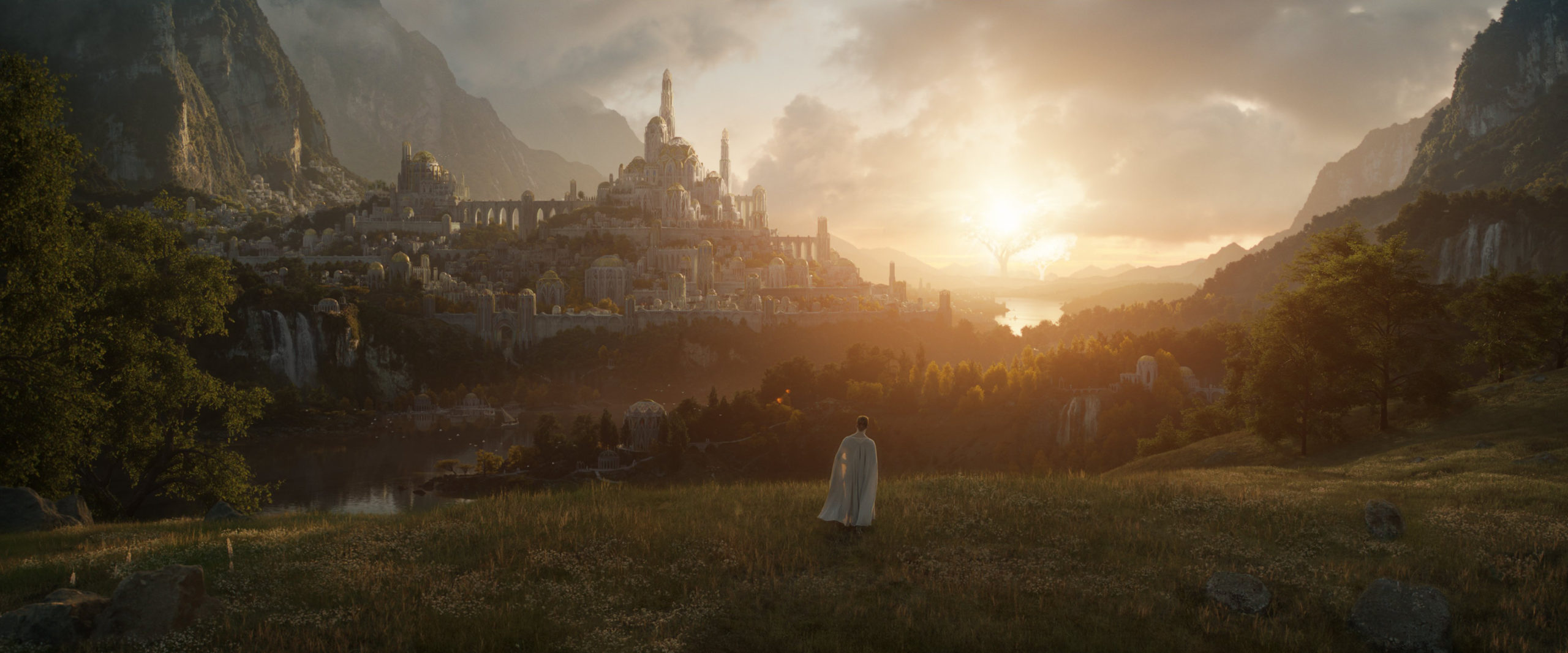 Amazon Lord of the Rings TV Image